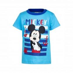 Тениска Mickey Mouse с къс... - ER0164 blue-68 - view 1
