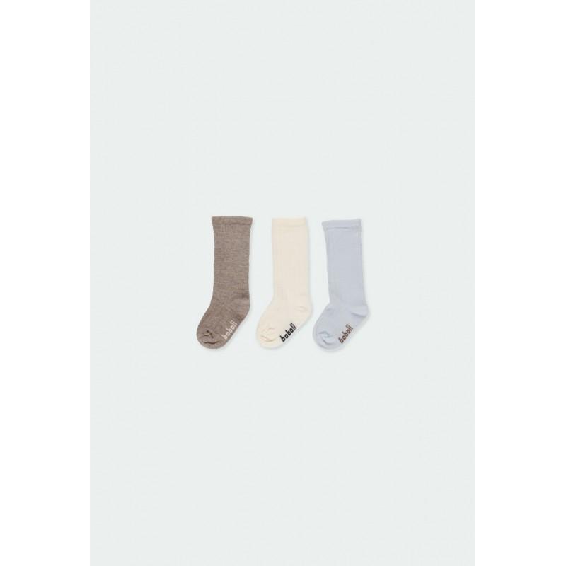 Комплект чорапи Boboli за бебе момче - 101226-1111 - view 1
