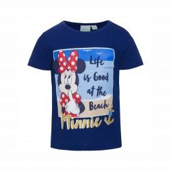 Тениска Minnie Mouse с къс... - SE0175 blue-68 - view 1