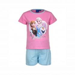 Пижама Frozen с къс ръкав