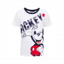 Тениска Mickey Mouse с къс...