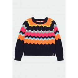Пуловер Boboli - 431154-2440 - view 1