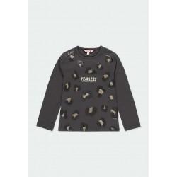 Тениска Boboli с дълъг ръкав - 441065-8116 - view 1