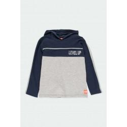 Тениска Boboli с дълъг ръкав - 501062-2440 - view 1