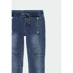Дълги дънки Boboli за момчета - 501163-BLUE - view 3