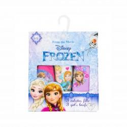 Детски комплект 3бр.бикиниFrozen (Замръзналото кралство) за момичета. - HQ3001-122 - view 5