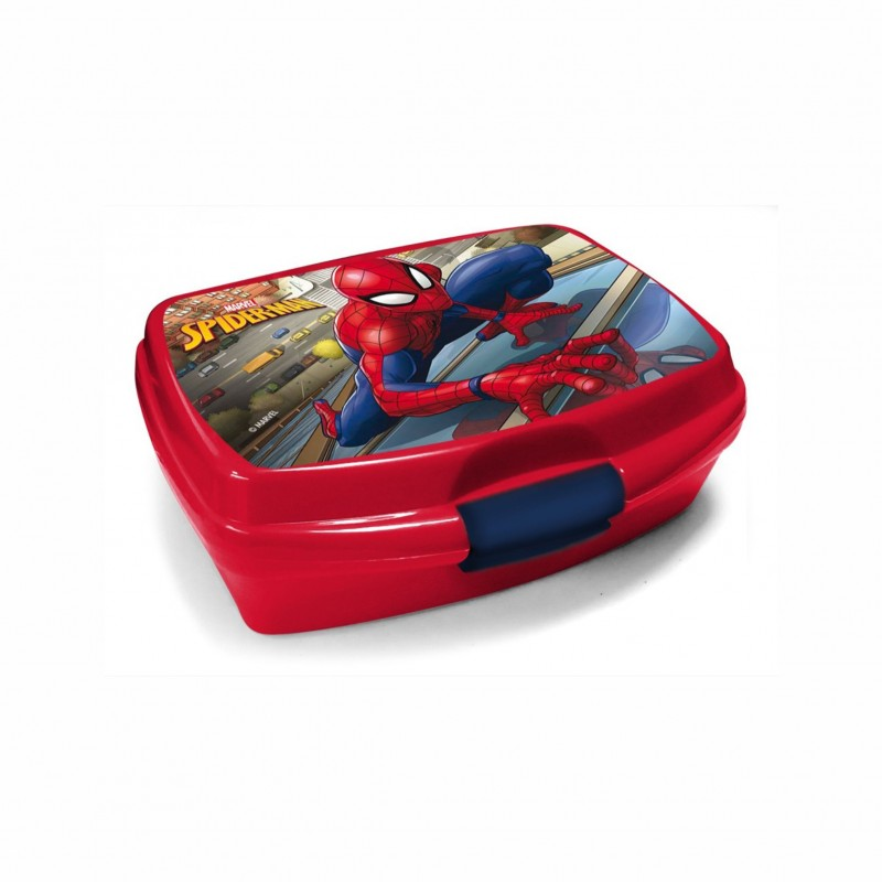 Детска кутия за хранаSpiderman (Спайдърмен) за момчета. - 59702 - view 1