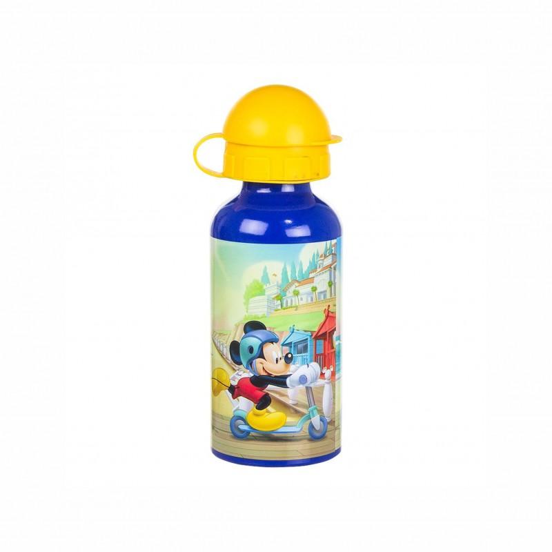 Детска алуминиева бутилка за водаMickey Mouse (Мики Маус) за момчета. - MMO102557 - view 1