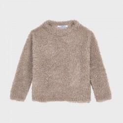 Пуловер Mayoral с косъм за момиче - 4346-074 - view 2
