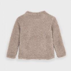 Пуловер Mayoral с косъм за момиче - 4346-074 - view 3