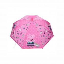 Детски чадърPeppa Pig (Прасето Пепа) 85см. за момичета - 007-1425 - view 3
