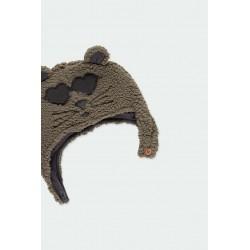 Зимна шапка Boboli за момичета - 211127-4519 - view 3