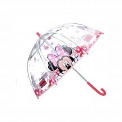 Чадър Minnie Mouse 85см