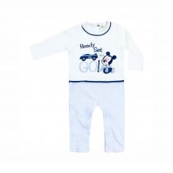 Бебешки гащеризон Mickey Mouse (Мики Маус)за момчета. - HQ0012 - view 2