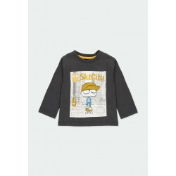 Тениска Boboli с дълъг ръкав - 341019-8116 - view 1
