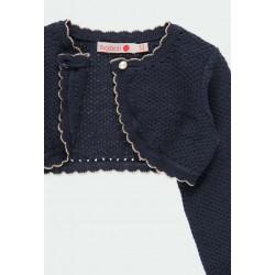 Жилетка тип ръкави Boboli за момичета - 701277-2440 - view 3