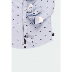 Риза Boboli с дълъг ръкав за момчета - 711234-9382 - view 4