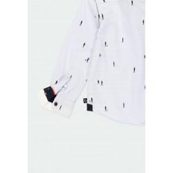 Риза Boboli с дълъг ръкав за момчета - 731304-9396 - view 6