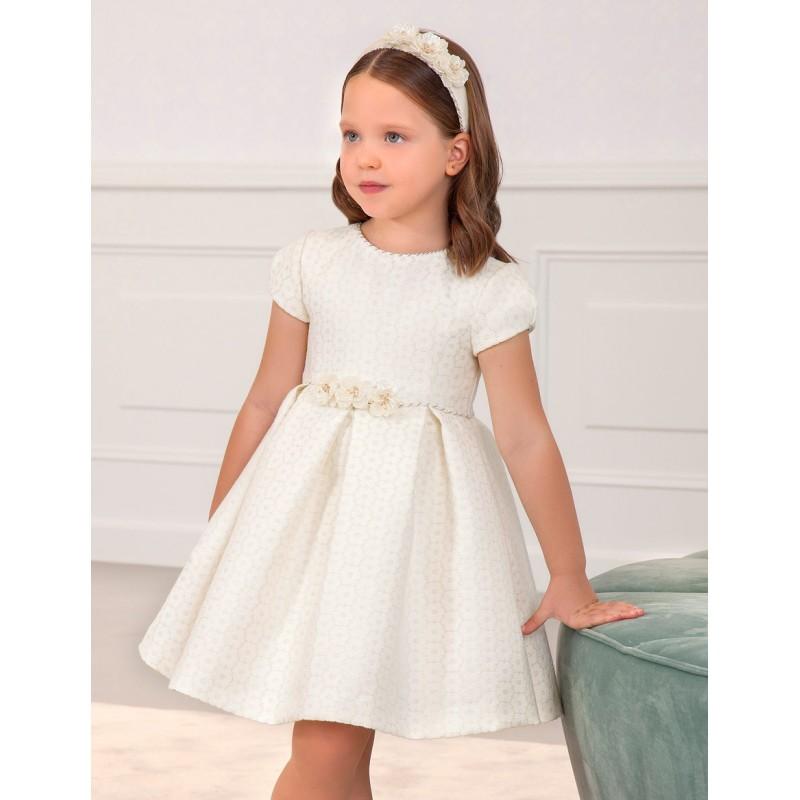 Елегантна рокля Abel & Lula за момичета - 5546-002 - view 1