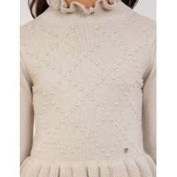 Пуловер Abel & Lula за момичета - 5817-084 - view 2