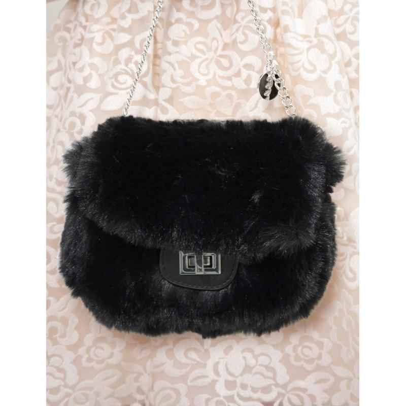 Чанта с косъм Abel & Lula за момичета - 5933-056 - view 1