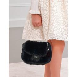 Чанта с косъм Abel & Lula за момичета - 5933-056 - view 2