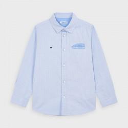 Риза Mayoral с дълъг ръкав фантазия за момче - 4140-038 - view 4