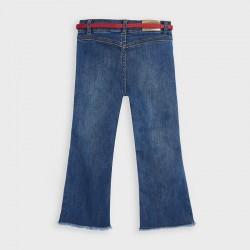 Панталон тип чарлстон с колан Mayoral за момиче - 4549-069 - view 5