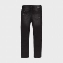 Дънков панталон loose fit Mayoral с разрези за момче - 7530-045 - view 2