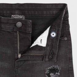 Дънков панталон loose fit Mayoral с разрези за момче - 7530-045 - view 3