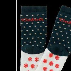 Коледни чорапи Boboli за момчета/момичета - 961130-4535 - view 4