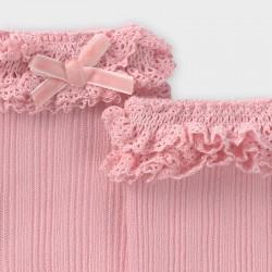 Чорапи Mayoral с панделки за бебе момиче - 10834-081 - view 2