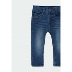 Детски дълги дънки Boboli за момче - 390002-BLUE - view 4
