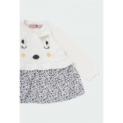 Детска рокля Boboli за бебе момиче - 131061-1111 - view 3