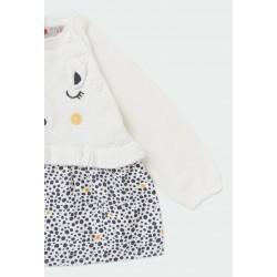Детска рокля Boboli за бебе момиче - 131061-1111 - view 4