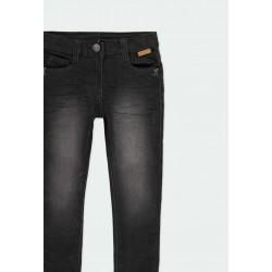 Дълги дънки Boboli за момичета - 490003-BLACK - view 3