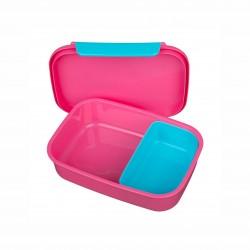Детска кутия за храна Peppa Pig (Прасето Пепа) за момичета - PIGP9903 - view 2