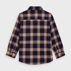 Детска риза Mayoral с дълъг ръкав за момчета - 4147-032 - view 2