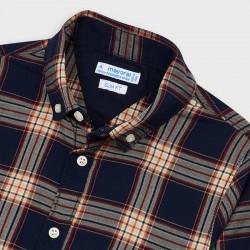 Детска риза Mayoral с дълъг ръкав за момчета - 4147-032 - view 3
