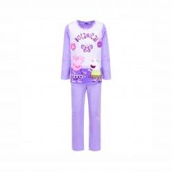 Пижама Peppa Pig с дълъг ръкав