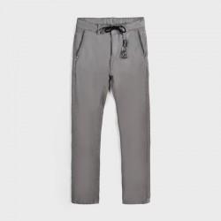 Дълъг мек панталон Mayoral loose fit с джобове за момче - 7527-018 - view 2