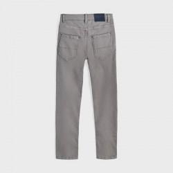 Дълъг мек панталон Mayoral loose fit с джобове за момче - 7527-018 - view 3