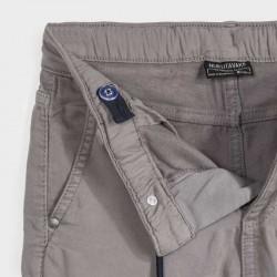 Дълъг мек панталон Mayoral loose fit с джобове за момче - 7527-018 - view 4