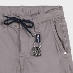 Дълъг мек панталон Mayoral loose fit с джобове за момче - 7527-018 - view 5