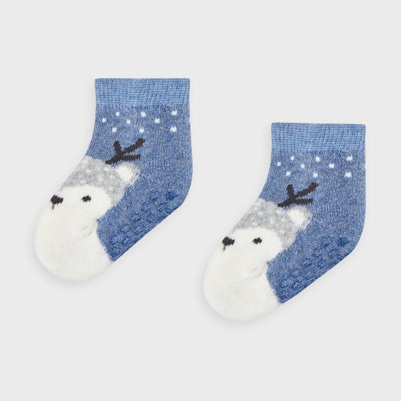Нехлъзгащи се чорапи Mayoral за новородено момче - 9303-086 - view 1