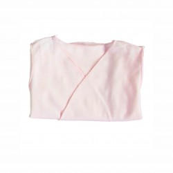 Бебешки комплект за изписване Bebetto от 10 части в розово за момичета. - Z666 - view 8