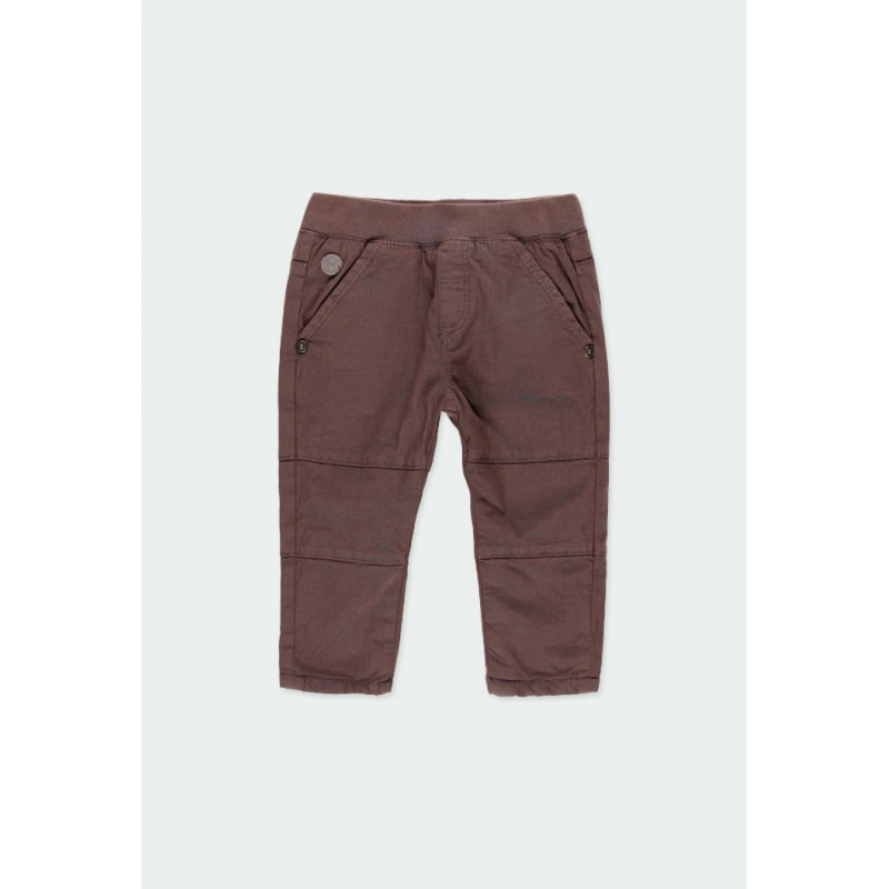 Детски панталони Boboli за момчета - 391025-7364 - view 1