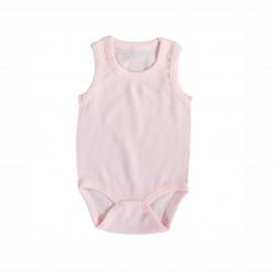 Бебешки комплект за изписване Bebetto от 10 части в розово за момичета. - Z666 - view 7