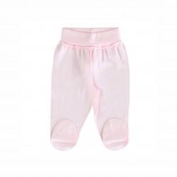 Бебешки комплект за изписване Bebetto от 10 части в розово за момичета. - Z666 - view 5