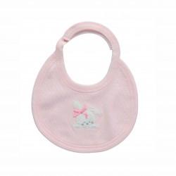 Бебешки комплект за изписване Bebetto от 10 части в розово за момичета. - Z666 - view 11